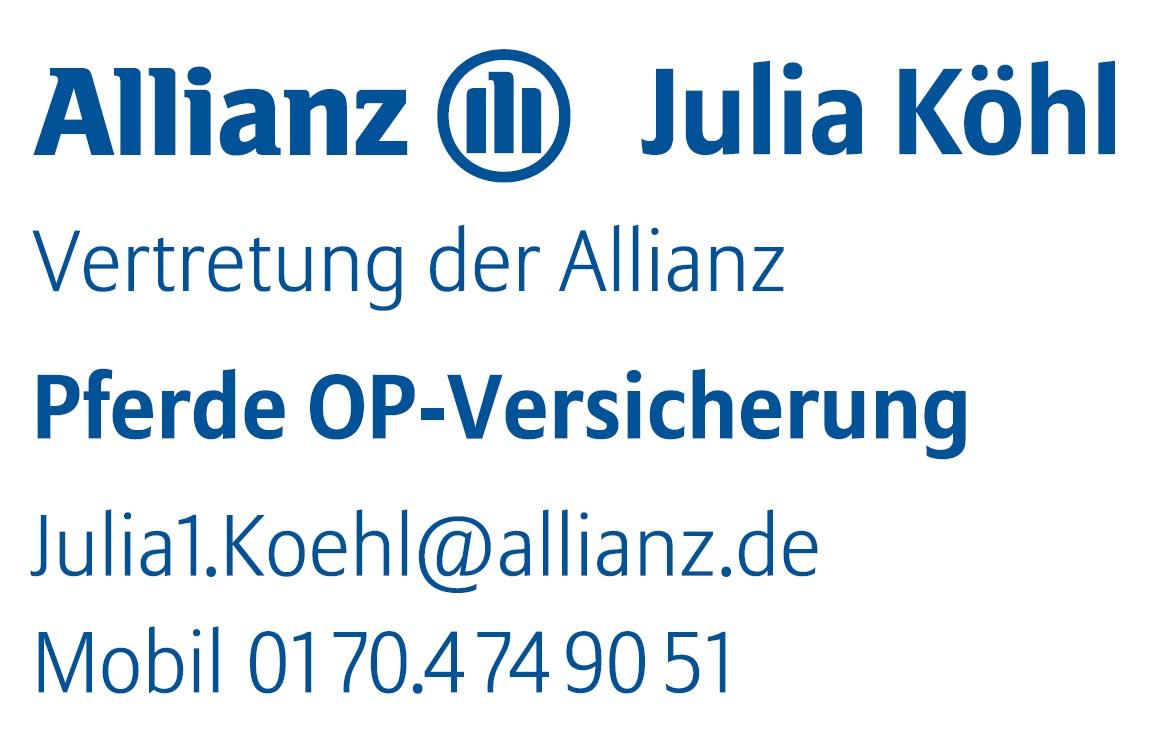 Allianz – Julia Köhl