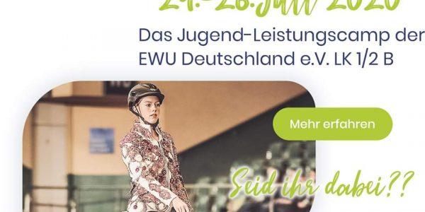 EWU Bundesjugendcamp 2020